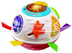 VTech Baby Dieren Draaibal Wit - Activity-center