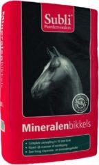 Subli Mineralenbikkels - Paardenvoer - 10 kg