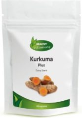 Healthy Vitamins Kurkuma Plus - (Geelwortel tabletten)