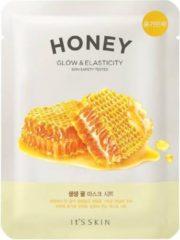 IT'S SKIN The Fresh Mask Sheet Honey maska do twarzy z wyciągiem z miodu 20ml