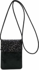 Ines Delaure Dames Clutch taupe