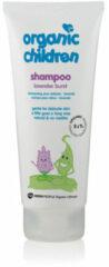 Groene Green People Organic children shampoo lavender 200 Milliliter