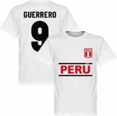 Retake peru guerrero team t shirt wit
