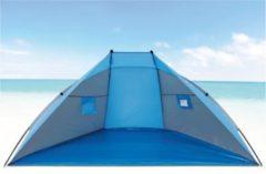 Explorer Strandmuschel 270cm UV 80+ Sonnenschutz Wind Zelt Strand Sichtschutz