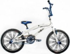 Altec 20 Zoll Jungen BMX Fahrrad Hoopfietsen... weiß-blau