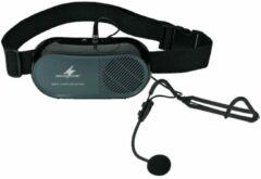 Monacor WAP-5 headset microfoon met taille-luidspreker