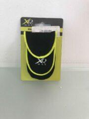 Zwarte XQ Max Schoen/kleding portemonnee (2 stuks)