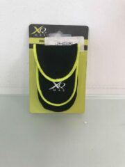 Zwarte XQ Max Schoen/kleding mini portemonnee (2 stuks)