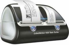 DYMO LabelWriter 450 Twin Turbo Labelprinter Thermisch 300 x 600 dpi Etikettenbreedte (max.): 56 mm USB