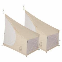 Nordisk - Asgard 19.6 L+R Cabin - Binnentent technical cotton