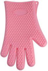 Silikon Wounder Handschuh, pink