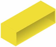 Royal plaza Intent open onderkast 90x45x30cm geel