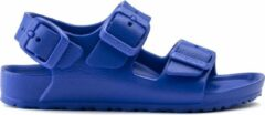 Birkenstock Milano Kids Slippers Blauw EVA Narrow Maat 34