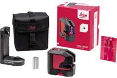 Leica Geosystems Leica Lino L2 Lijnlaser Zelfnivellerend Reikwijdte (max.): 25 m Kalibratie conform: Fabrieksstandaard (zonder certificaat)