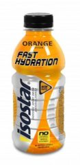 Isostar Liquid petfles orange 500 Milliliter