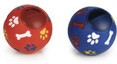 Rode Pet Products Beeztees Verstelbare Snackbal - Hondenspeelgoed - Assorti -15 cm