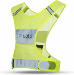 Gato X Vest Reflective - Geel - maat L