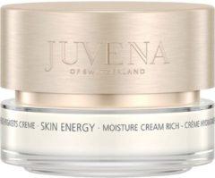 Juvena Skin Energy Moisture Cream Rich Dag- en Nachtcrème 50 ml