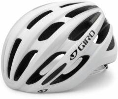 Giro fietshelm - Foray - Wit-Zilver - Maat S