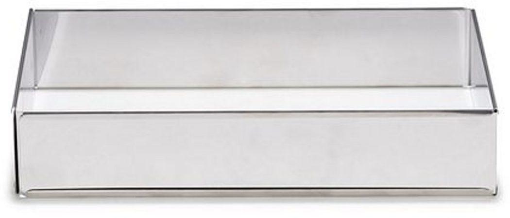 Afbeelding van Roestvrijstalen Patisse Cakevorm - verstelbaar - 25 tot 46 cm breed
