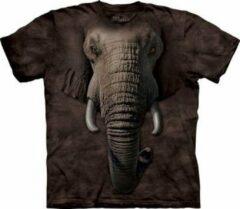 The Mountain Wilde dieren T-shirt olifant L