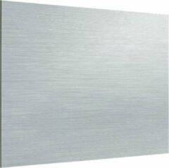 Zambala Uni Metallic Aluminium keuken spatwand voor fornuis 100x70 cm