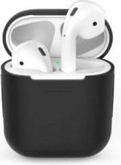 Go Go Gadget Siliconen case | geschikt voor airpods | zwart