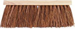 TalenTools Bezem 37cm breed natuurvezel haren