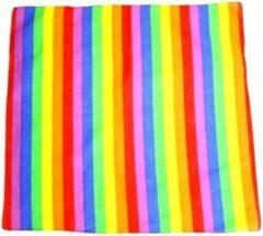 Zac's Alter Ego Bandana Rainbow stripe Mondkapje Multicolours