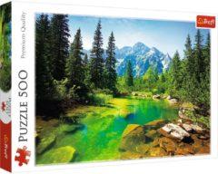 Massamarkt Puzzel Tatra gebergte 500 stukjes