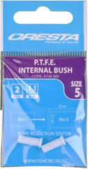 Witte Cresta PTFE Bush Internal - Maat 5