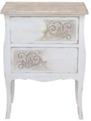 Möbel direkt online Moebel direkt online Kommode Massivholzkommode Schubkastenkommode Vintage-Look mit Gebrauchsspuren