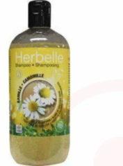 Herbelle Shampoo Kamille Bdih Fijn Gekleurd Haar (500ml)