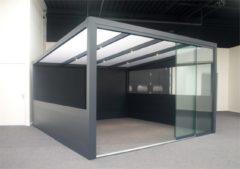 Deponti Deopnti | Aluminium Terrasoverkapping Ribolla 406x300