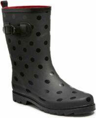 Zwarte Gevavi Regenlaars anna -schoenmaat 38
