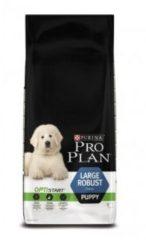 PURINA® PRO PLAN® Hond Large Robust Puppy met OPTISTART® Rijk aan Kip droge brokken 12kg