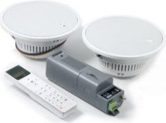 KBSound Eissound I-Select 5, Einbauradio mit Displayfernbedienung und 18cm 2-Wege-LS