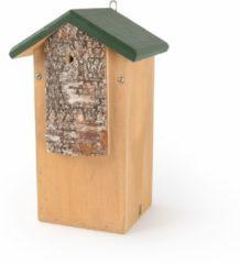 Wildbird Nestkast Gierzwaluw Tulun - Broeden - 46x18x19.5 cm Bruin Groen
