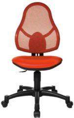 TopStar Bureaustoel Open Art Junior - rood