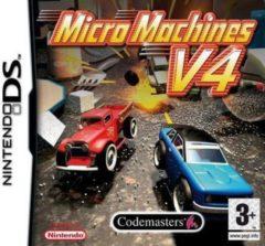 Codemasters Micro Machines 4