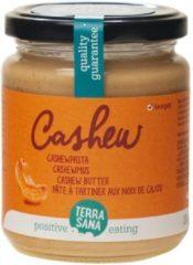 Terrasana Cashewnotenpasta zonder zout 250 Gram