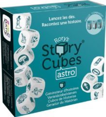 Witte Zygomatic dobbelspel Rory's Story Cubes - Astro