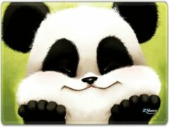 Muismat schattig pandabeertje - Sleevy