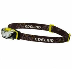 Edelrid - Novalite - Hoofdlamp zwart/grijs