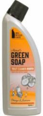 Marcel's Green Soap 6x Marcel's groen Soap Toiletreiniger Sinaasappel&Jasmijn 750 ml