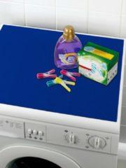 Waschmaschinenauflage Wenko blau