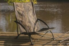Solar Undercover Camo Foldable Easy Chair Low - Opvouwbare Stoel