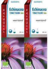 Fytostar Echinacea Druppels Bio Duo-2e E 50 2x100 Ml