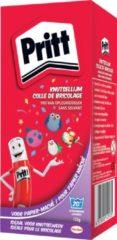 Transparante Pritt Papier Mache Pasta - Knutsellijm - pak van 125 gram - Kindvriendelijk