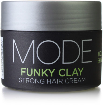 Afbeelding van Affinage (Parucci) Affinage - Mode - Funky Clay - Strong Hair Cream - 75 ml
